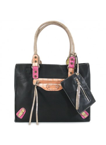 PHY3880 Designer style tote bag
