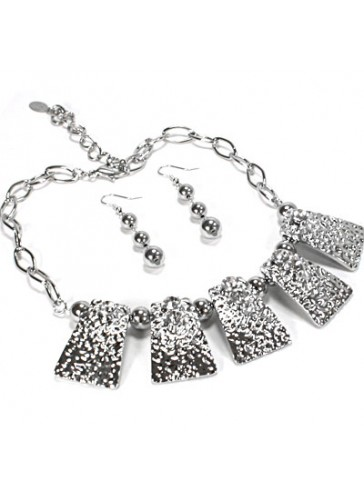 N3324 Tribal Style Fashion Necklace