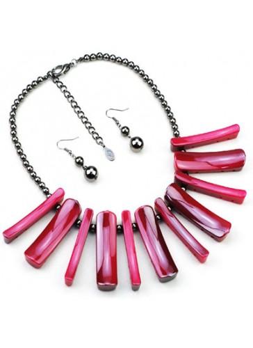 N3460FU Celebrity Inspired Designer Necklace